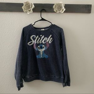 STITCH SWEATER!